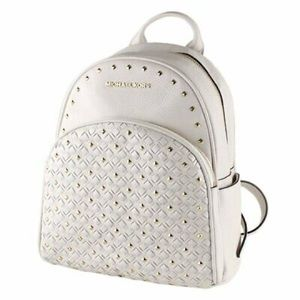 Original Michael Kors Abbey Vanilla Backpack